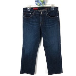 AG Adriano Goldschmeid The Capri Crop Jeans 31R